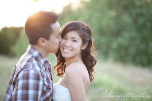 Kiss and Smile by MichelleChiu