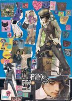 Collage notebook cover( 2006? ) by prismpower23
