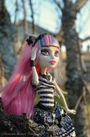 Monster High - Rochelle 4 by SammehChu