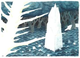 The White Tower by VinceAndrews