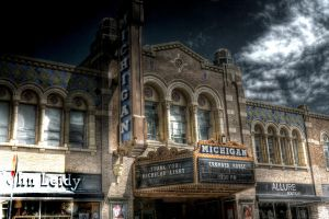 Michigan Theater by roykatalan