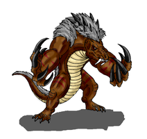 Fan Art-Gorgonato by Scatha-the-Worm