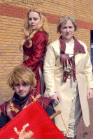 House Lannister by Sephirayne