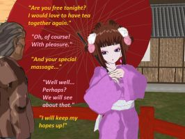 Geisha Bathhouse 15 - final by Flamekin2