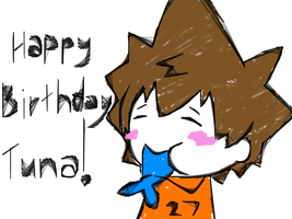 Happy Birthday Tsuna! by Jumping-Beans