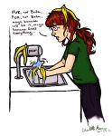 Magic banana fixes everything by Cavatica
