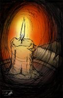 Candle III by NuclearJackal