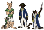 The-guardian-cats by DragonriderSC