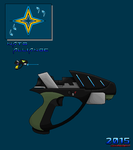 Weapon Concepts Pistol L5A1 by Luckymarine577