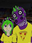 Five Nights At Peter Piper's Pizza by MorbidHorrors