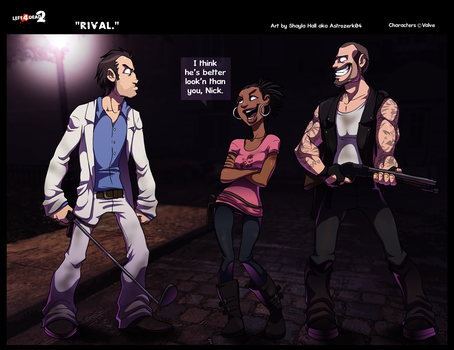 Rival by AstroZerk