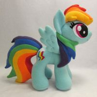 Rainbow Dash by fabricninja