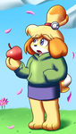 From the Apple Tree by Inika-Xeathis