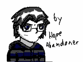 Raid - Humanized in Flipnote Studio by hopeabandoner