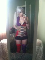 WIP - Harley Quinn from Injustice: Gods Among Us by KayKittenCosplay