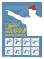 Team Zissou by MercenaryGraphics