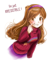 Mabel by SkyDrew