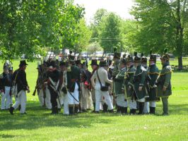 Fort Meigs - 1813 - Number 2 by Rennon-the-Shaved