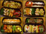 Obento collection 3 by pixmaina