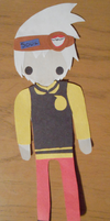 Soul Eater Evans by Amy-the-Artisan