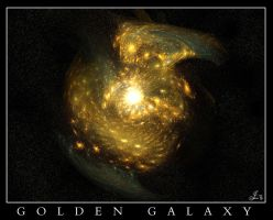 Golden Galaxy by Scully7491