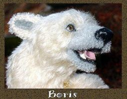 Boris by montybearkins