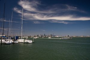 Melbourne By The Water by viclei