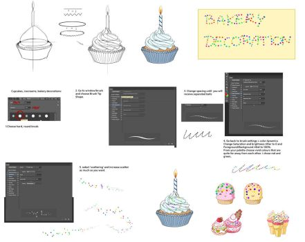 Bakery tutorial by Precia-T