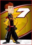 Willie The Racer by hotrod2001