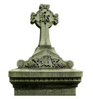 Gothic Cross by PrincessInHeaven