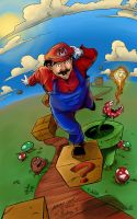 Collab: It's me, MARIO by tfantoni