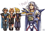 A dependable bro by emlan