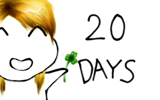 20 Days Left by Story95