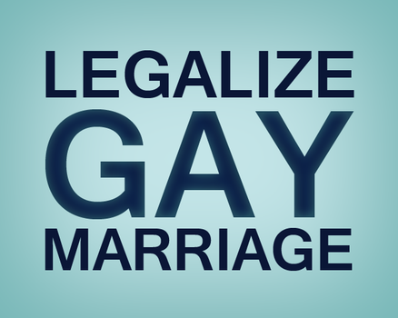 legalize gay marriage by NTSD-Applejuice