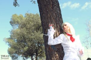 Lili Tekken 6 Cosplay by Theax95