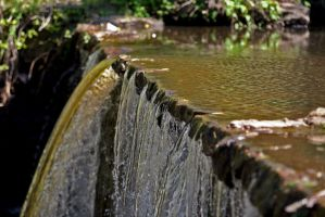 Clifton Mill Dam by rdswords