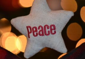 Peace on Earth by bridgetbright