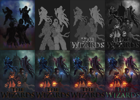 Step by Step The Wizards of Mianite by free4fireYouTube