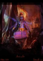shiva's descendant by VibhasVirwani