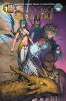 All New Soulfire #1 A Color by vmarion07