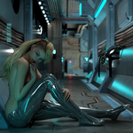 Gynoid 0x11 by TweezeTyne