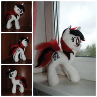 BlackJack PLush by Ketikaket