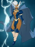 Storm of Asgard by SoDrawnOut