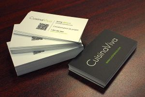 Cv Business Card by Forza27