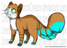Kitty Adopt -Closed- by Furry-Adopts576