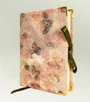 Butterfly notebook by Katlinegrey