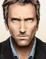 Gregory House by GloriousRyan