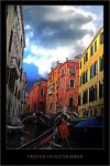 Venice in november colours by chem-graph