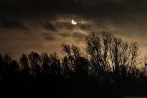 Solar Eclipse by OloS