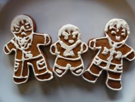 Gingerbreads by kyra10987